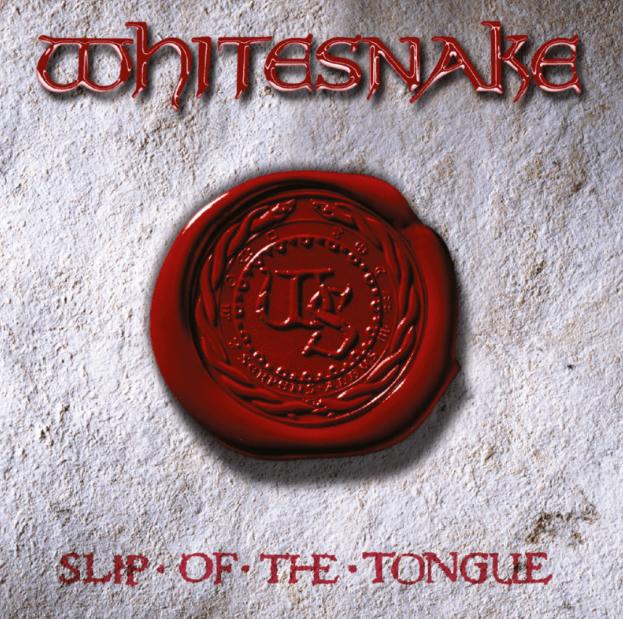CD Whitesnake - Slip Of The Tongue