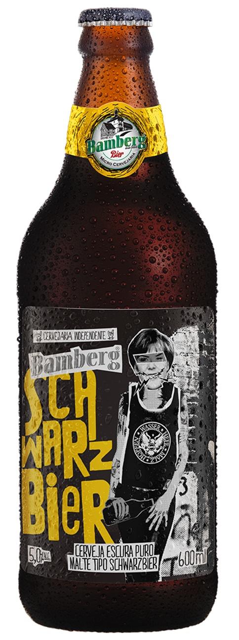 Cerveja Bamberg Schwarzbier 600 ml