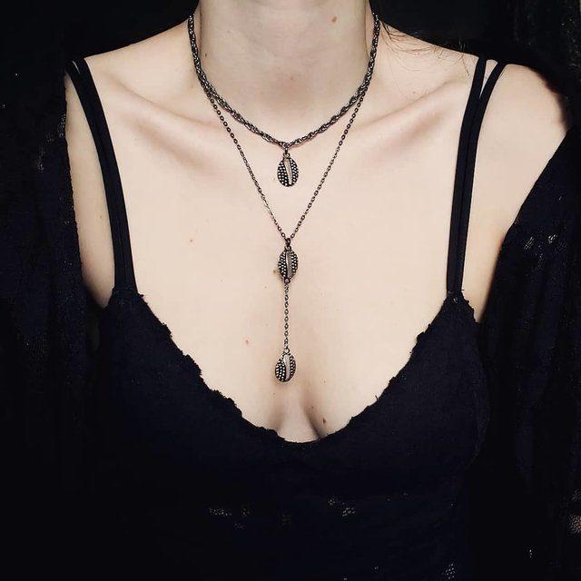 Colar de Búzios - Rock Femme Acessórios