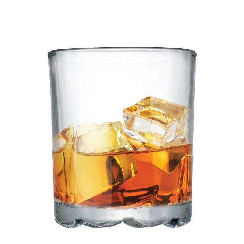 Copo de Whisky Mirage on the Rocks