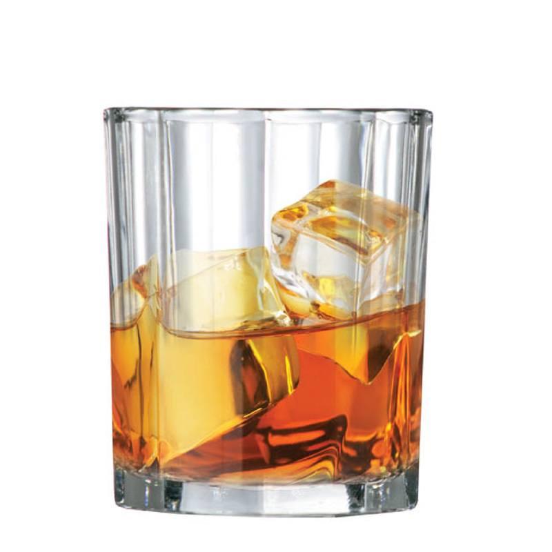 Copo de Whisky Octon on the Rocks
