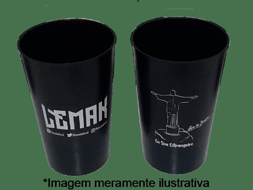 Copo Estrangeiro - Banda Lemak - Merchandising Oficial