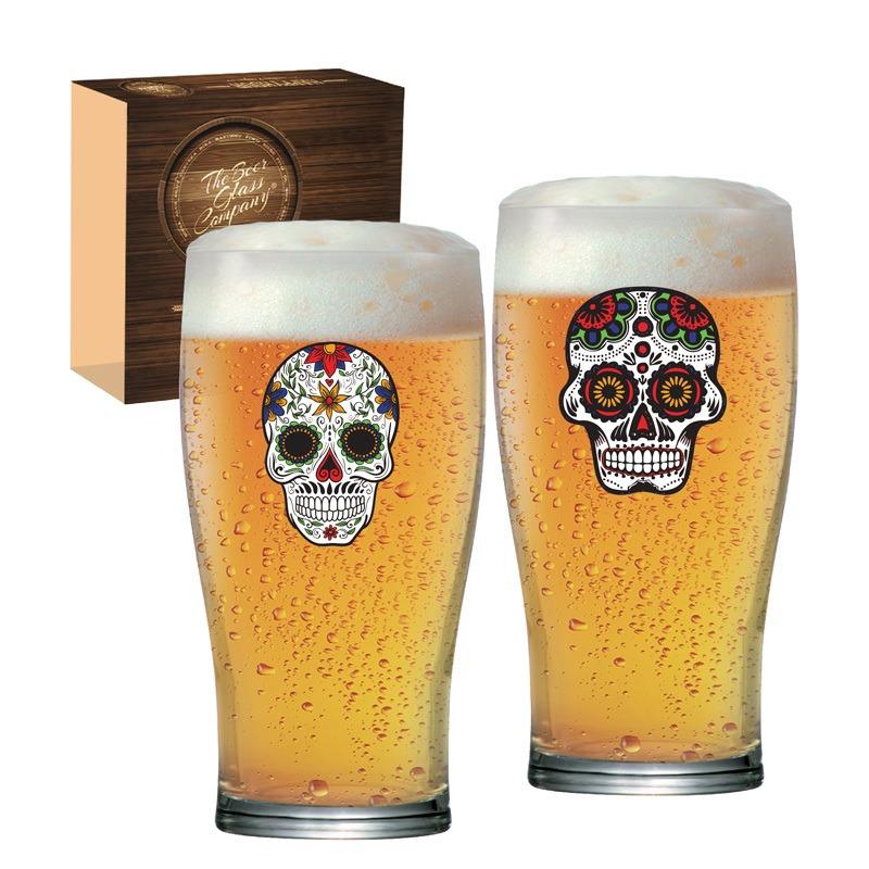 Copo de cerveja  Pint Mexican Style II - 02 peças
