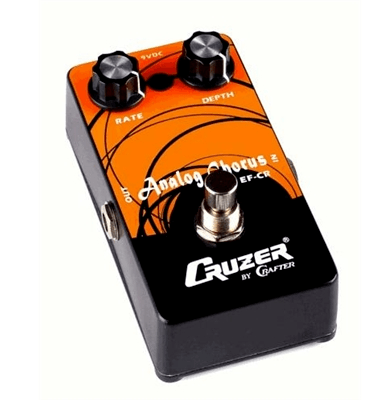 Pedal para Guitarra Cruzer EF-CR by Crafter