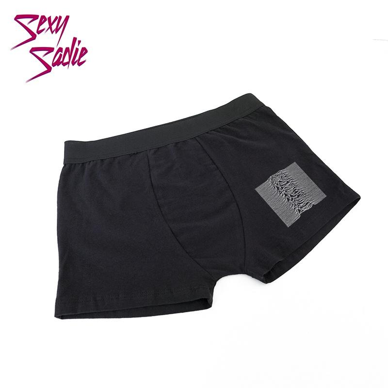 Cueca Boxer - Joy Division - Sexy Sadie Underwear
