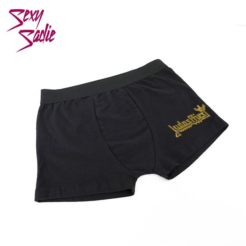 Cueca Boxer - Judas Priest - Sexy Sadie Underwear