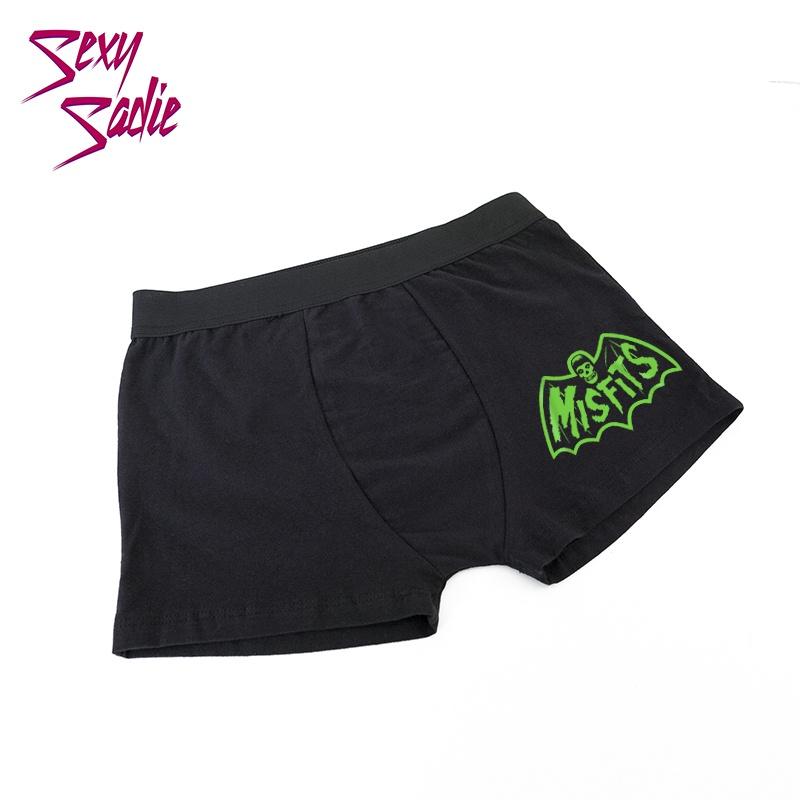 Cueca Boxer - Misfits - Sexy Sadie Underwear