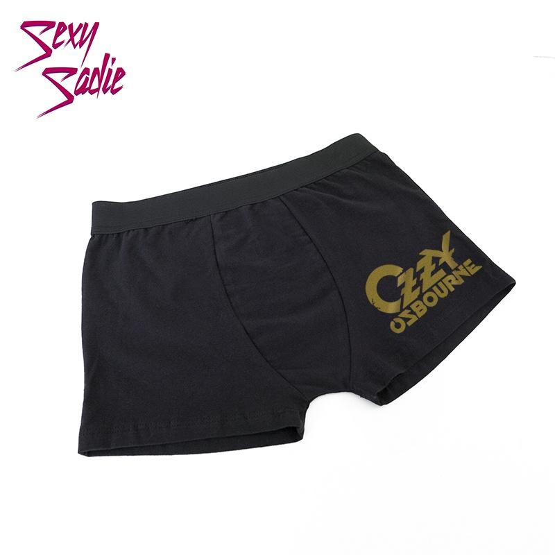 Cueca Boxer - Ozzy Osbourne - Sexy Sadie Underwear