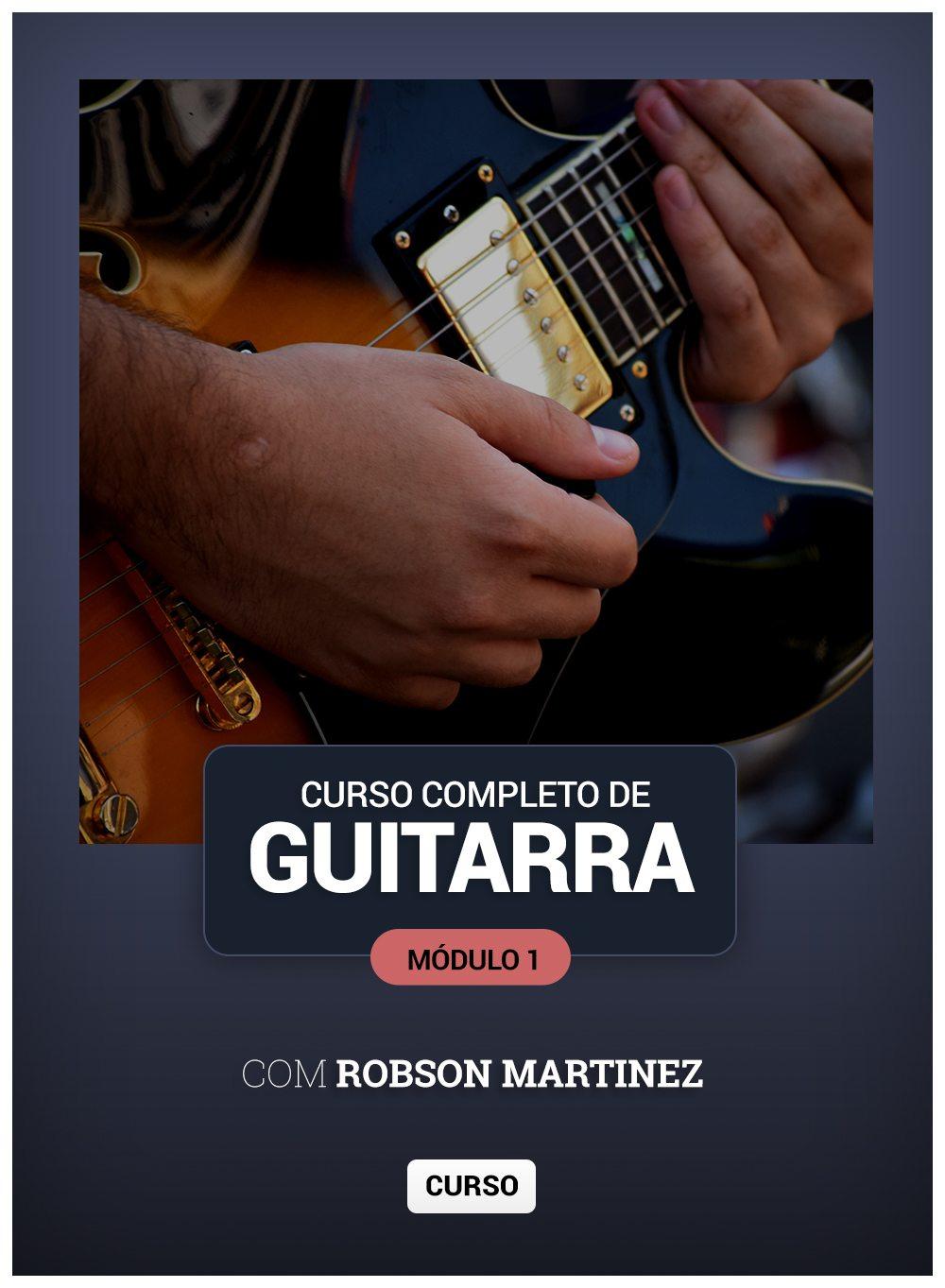 Curso de Guitarra Completo (Iniciante ao Avançado) Com Mais de 100 Vídeo Aulas - Music Clan