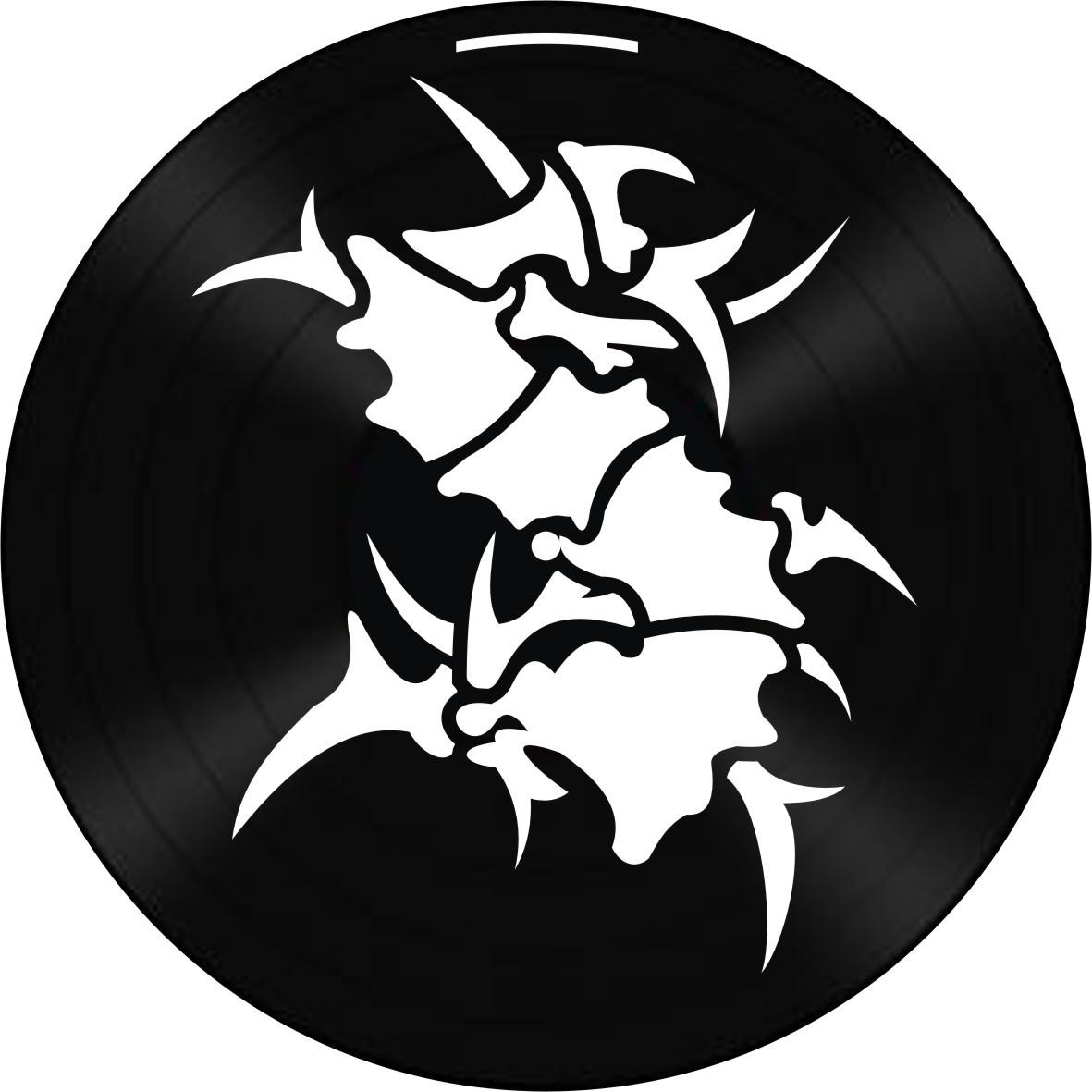 Disco de Vinil Decorativo Sepultura
