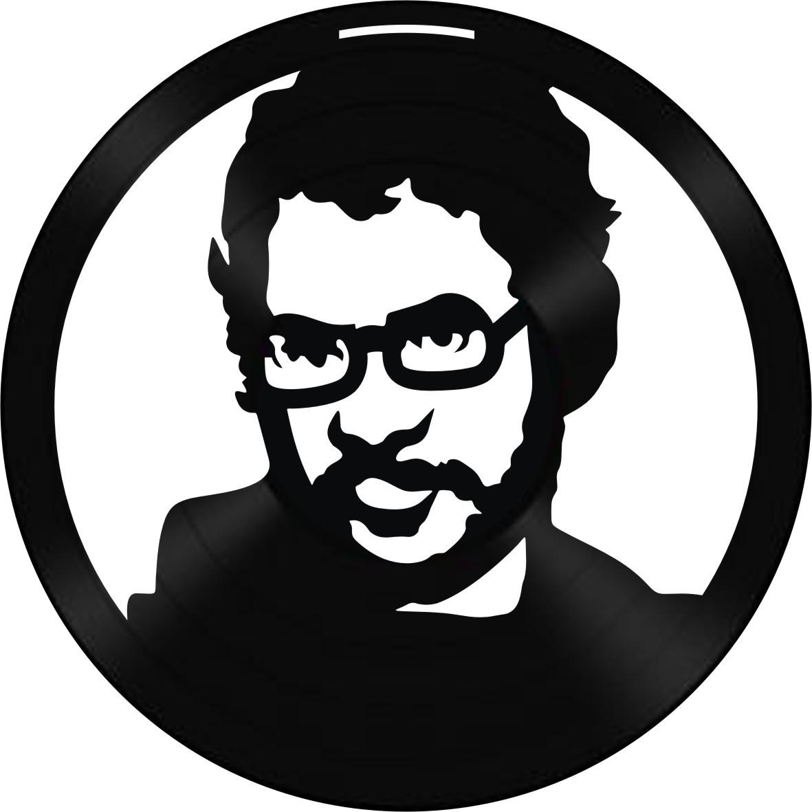 Disco de Vinil Decorativo Renato Russo