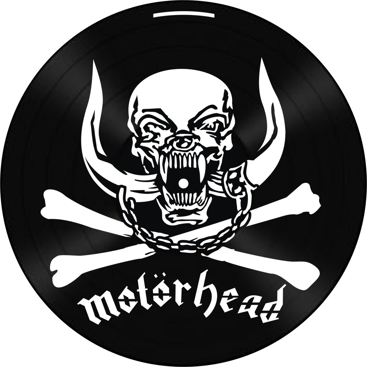 Disco de Vinil Decorativo Motörhead