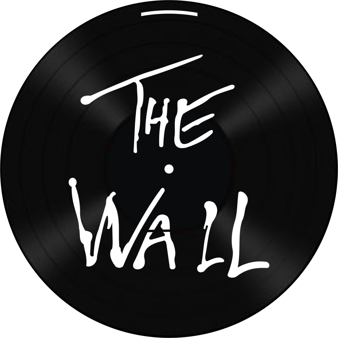 Disco de Vinil Decorativo Pink Floyd The Wall