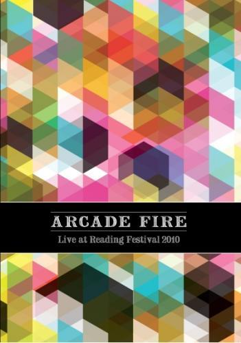 Dvd Arcade Fire - Live at Reading Festival 2010