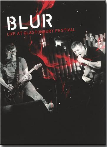 Dvd Blur - Live at Glastonbury Festival
