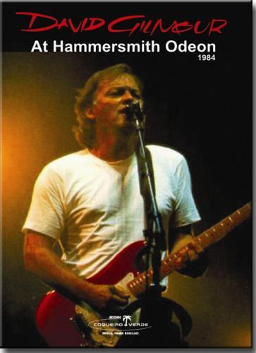 Dvd David Gilmour - Hammersmith Odeon