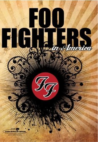 Dvd Foo Fighters - in America