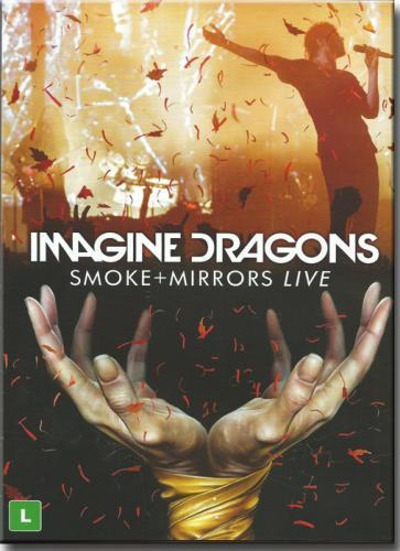 Dvd Imagine Dragons - Smoke+ Mirrors Live