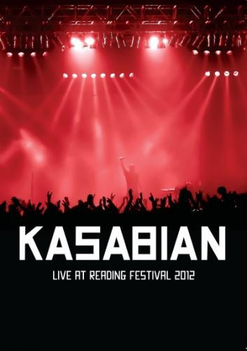 Dvd Kasabian - Live at Reading Festival 2012