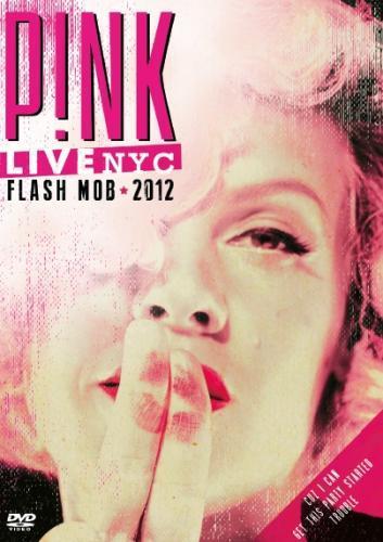 Dvd Pink - Live Nyc Flash Mob 2012