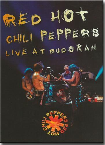 Dvd Red Hot Chilli Peppers - Live at Budokan