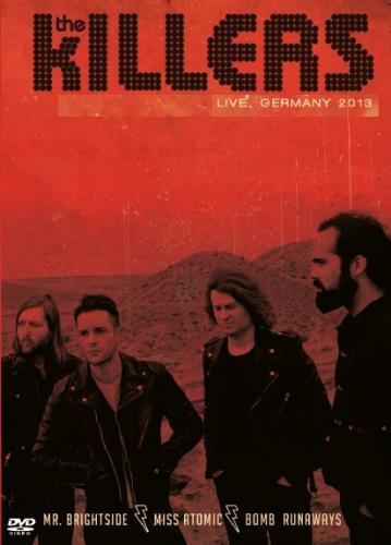 Dvd The Killers - Live Germany 2013