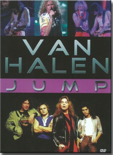 Dvd Van Halen - Jump