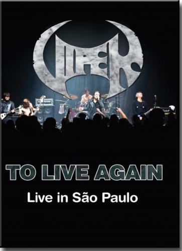 Dvd Viper - to Live Again - Live in sp