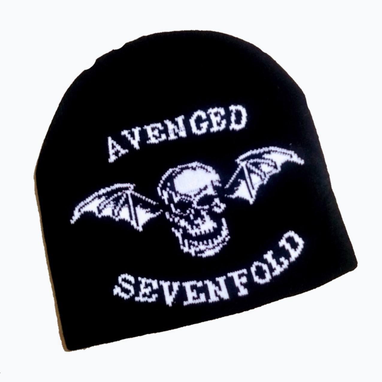 Gorro de lã Touca unissex Avenged Sevenfold