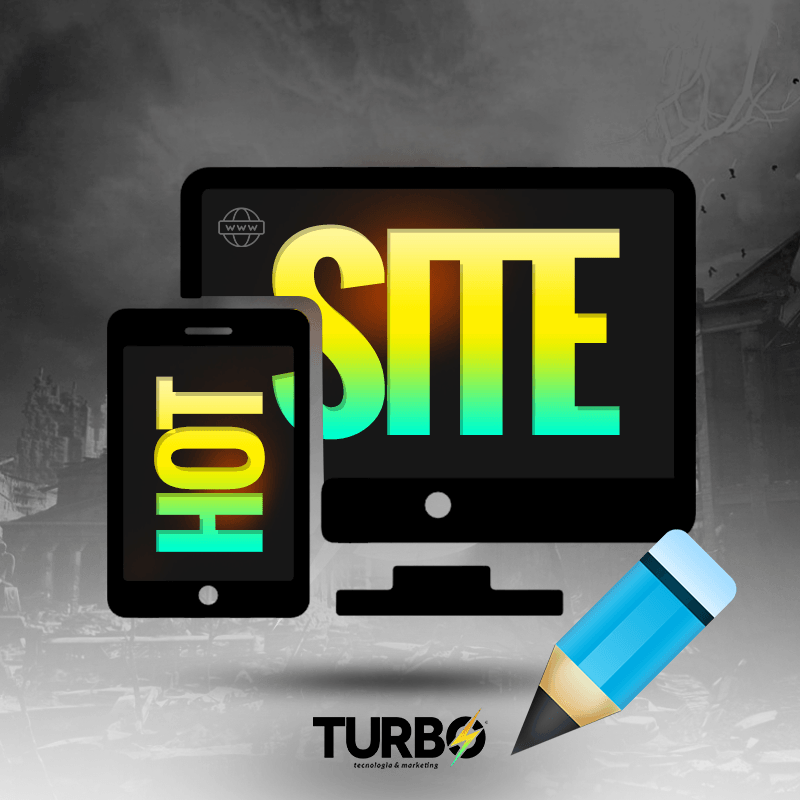 Hot Site (Promocional)