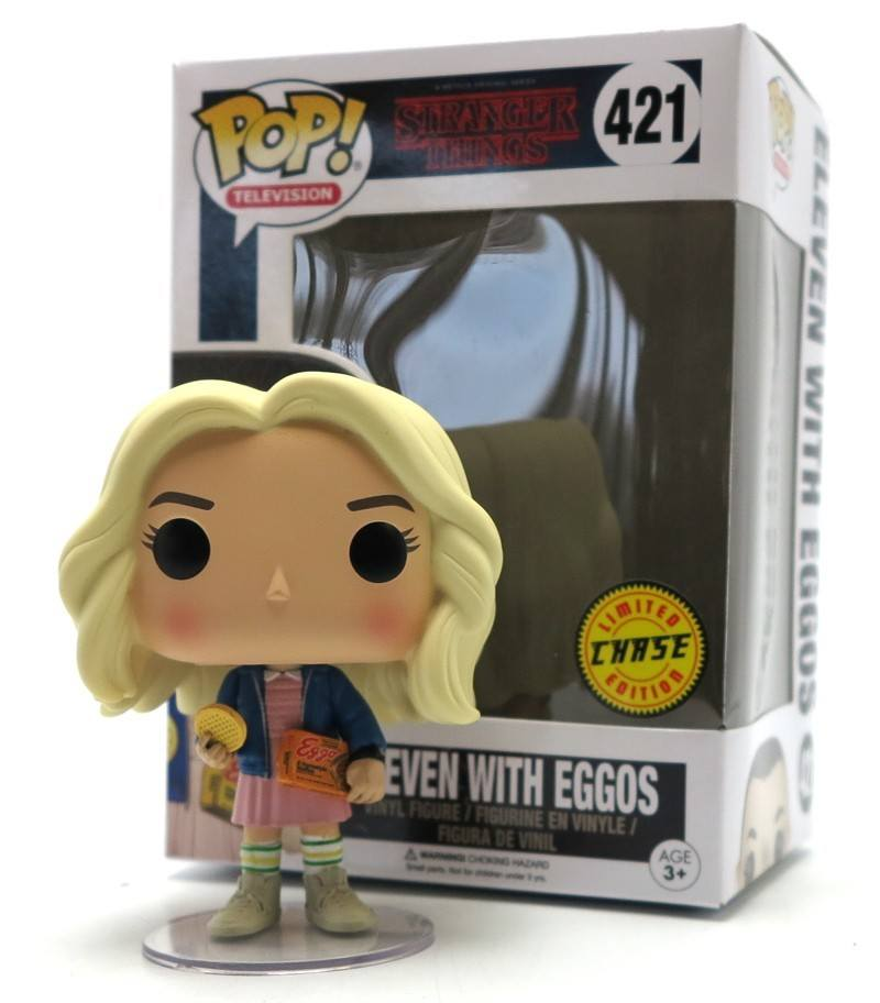POP! Stranger Things –  Eleven Chase