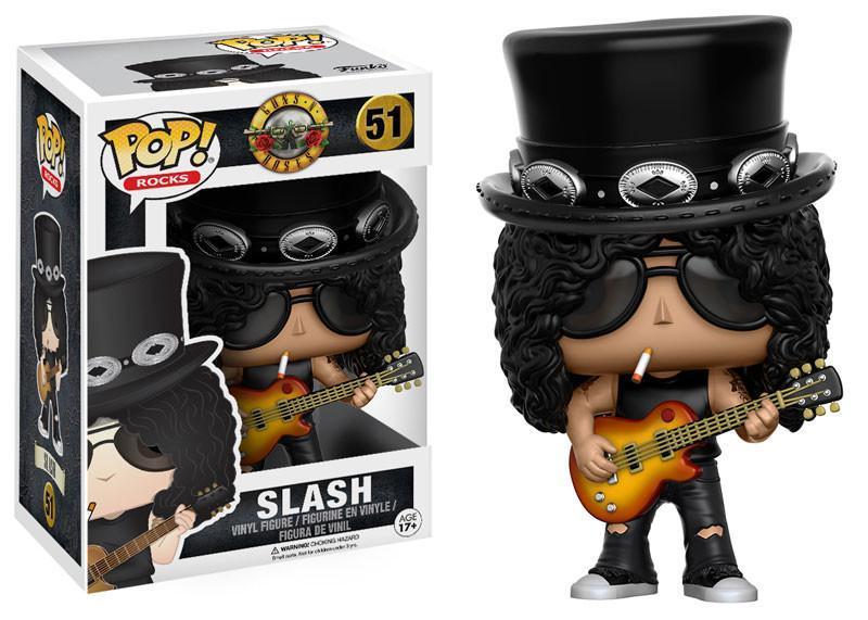 Funko Pop! - Slash - Guns n Roses