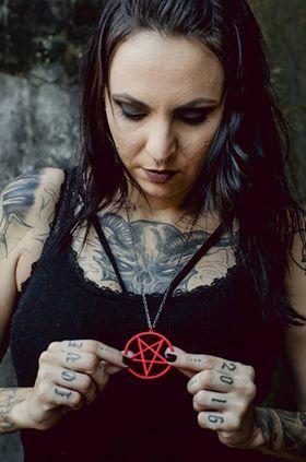 Colar Pentagram