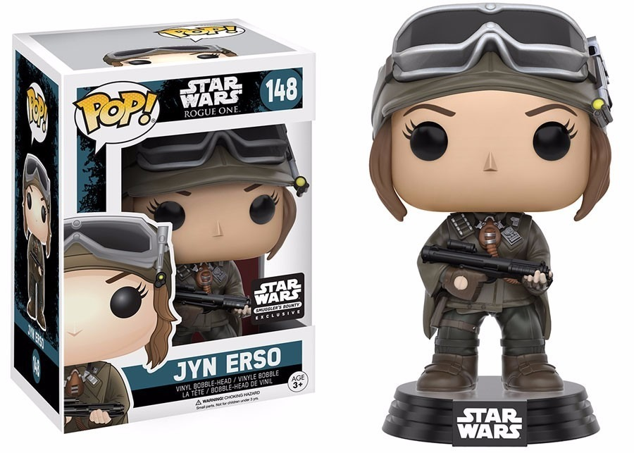 POP! Star Wars - Jyn Erso