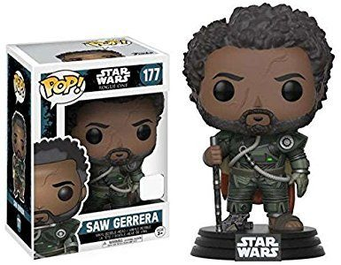POP! Star Wars – Saw Gerrera