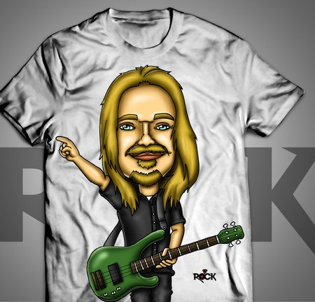 Camiseta Exclusiva Mitos do Rock Humberto Gessinger Engenheiros do Hawaii