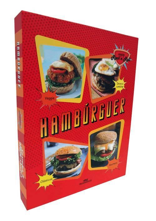 Livro Coleção Rock'n'Roll – Hambúrguer e Sorvetes & Milk-shakes – Livraria Digo