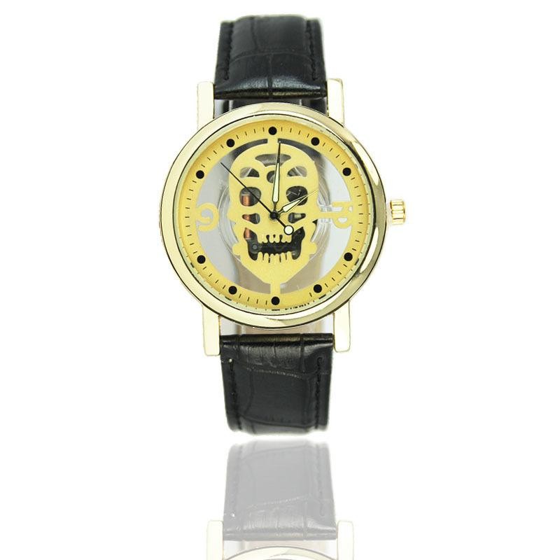 Relógio Caveira Esqueleto – SkullAchando