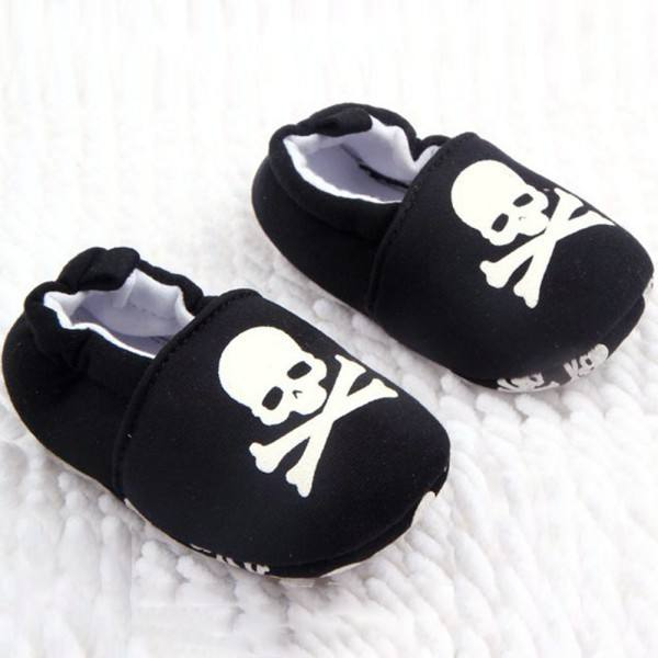 Sapatinho Baby Skull – SkullAchando