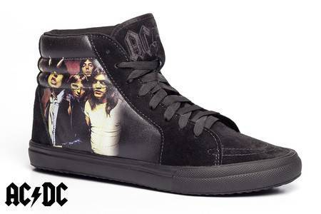 Tênis BandShoes Masculino AC/DC Highway To Hell
