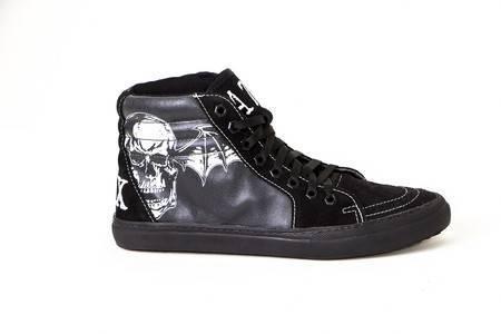 Tênis BandShoes Masculino Sk8-Hi Avenged Sevenfold