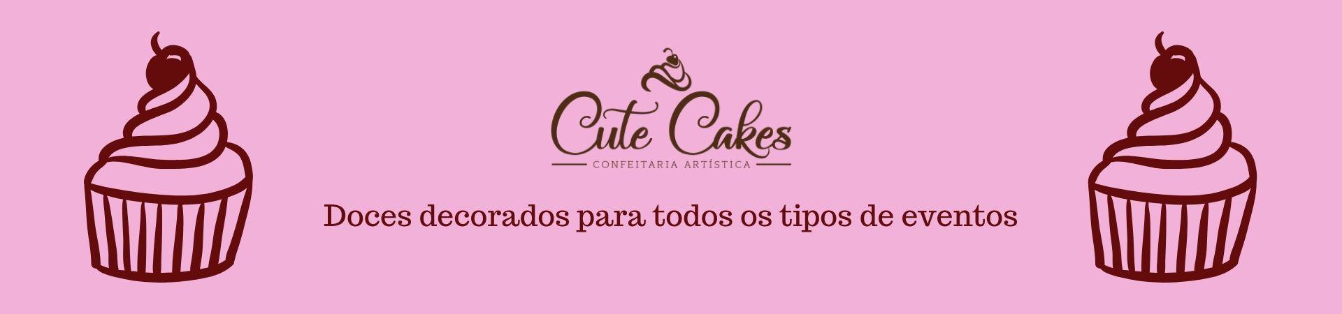 Cute Cake Confeitaria Artística