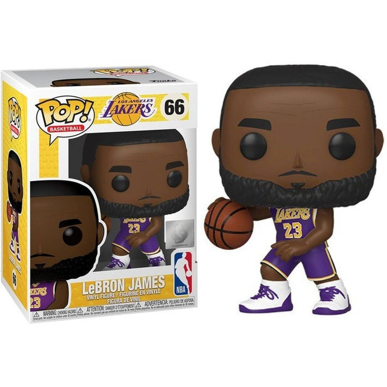 LeBron James - Funko Pop!