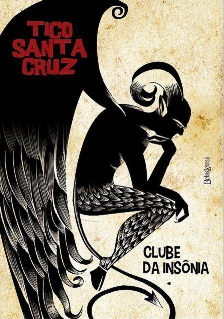 Livro Clube da Insônia - Editora Belas Letras