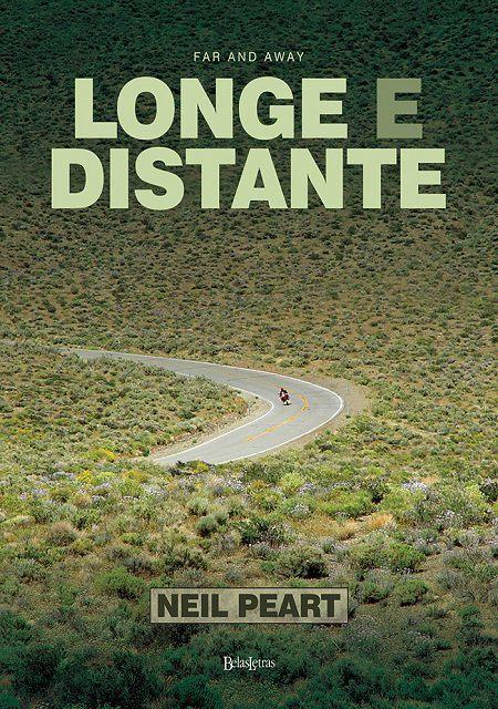 Livro Longe e Distante - Editora Belas Letras