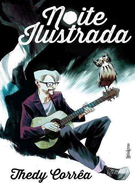 Livro Noite Ilustrada - Editora Belas Letras
