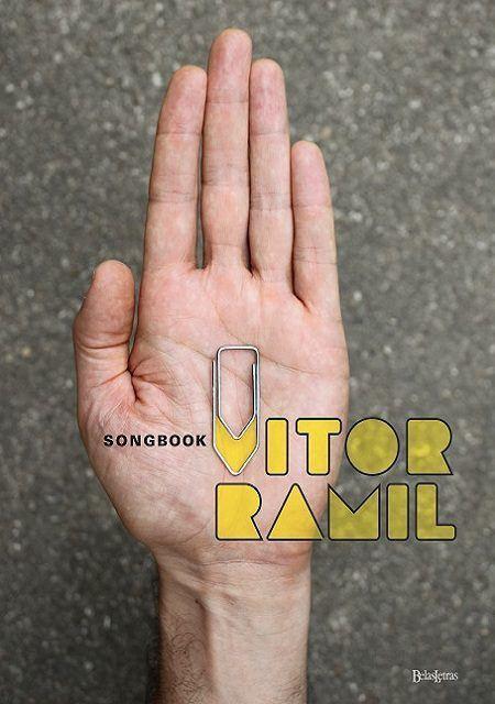 Livro Vitor Ramil – Songbook - Editora Belas Letras