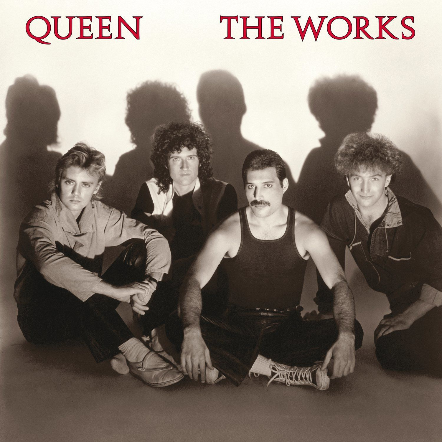 LP Queen - The Works - Importado