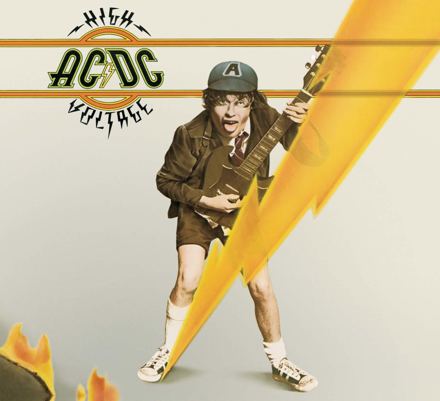 LP Vinil AC/DC - High Voltage - Importado