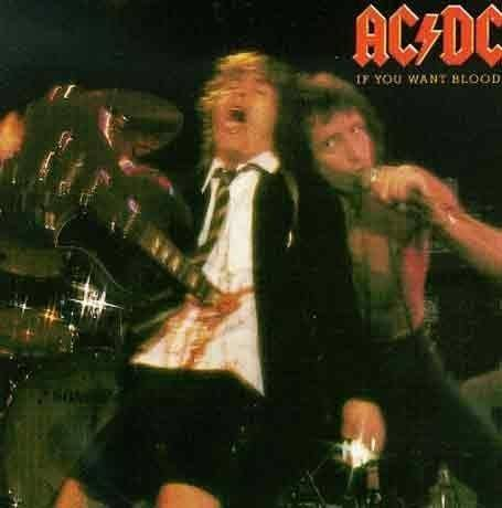LP Vinil AC/DC - If You Want Blood You ve Got - Importado